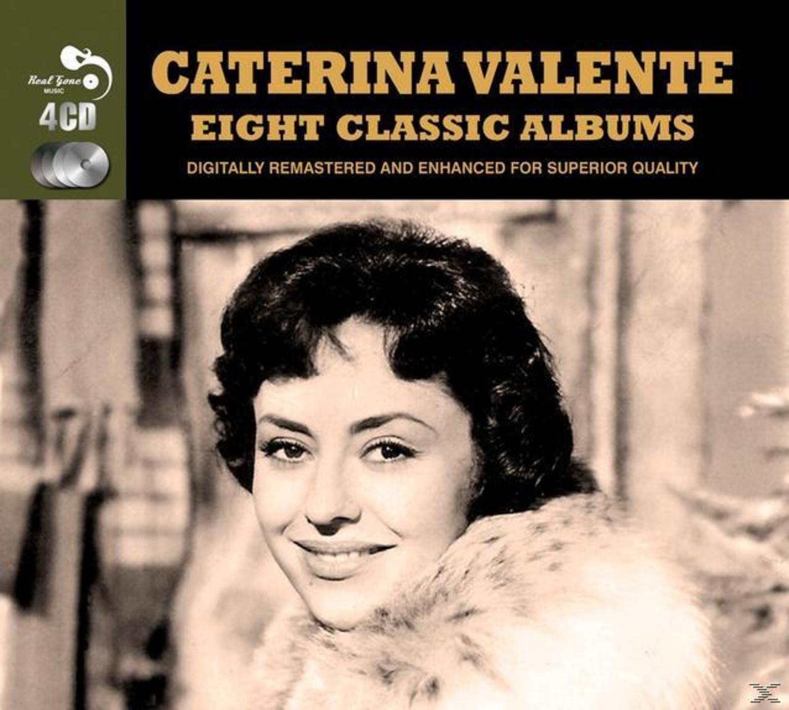 Caterina Valente - 8 Classic Albums - (CD)