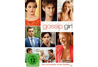 Gossip Girl - Staffel 5 Drama DVD