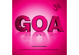 Various - Goa Volume 47 [CD]