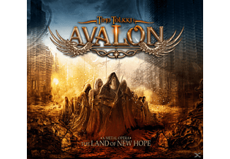 Timo Tolkki's Avalo - The Land Of New Hope [CD]