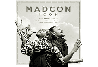 Madcon - ICON [CD]