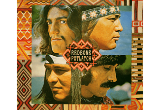 Redbone - POTLATCH (+ 2 BONUS TRACKS/DIGITAL REMASTERED) [CD]