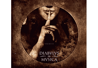Diabulus In Musica - SECRETS - (CD)