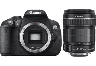 CANON EOS 700D+18-135mm IS STM