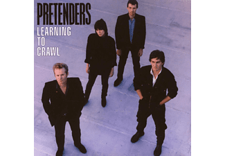 The Pretenders - Learning To Crawl [CD]