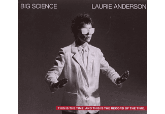 Laurie Anderson - Big Science (Re-Issue) [CD]