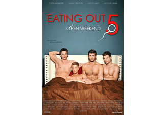 Eating Out 5: Open Weekend - (DVD)