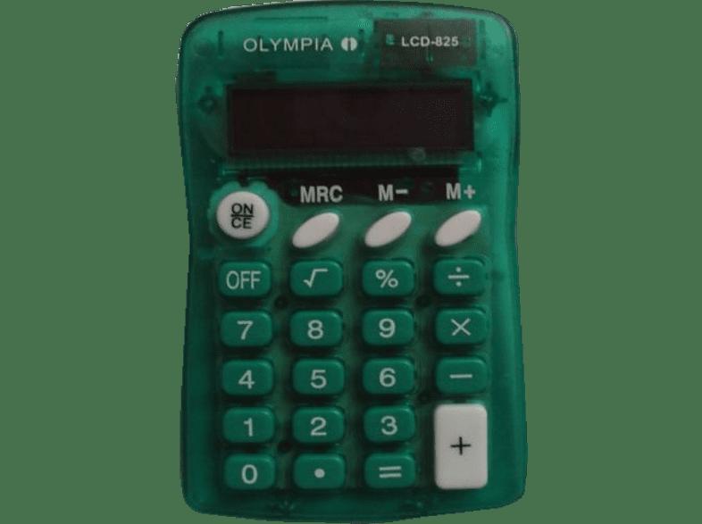 OLYMPIA LCD825 Green τηλεφωνία   πλοήγηση   offline συσκευές γραφείου αριθμομηχανές βιβλία για το γρα