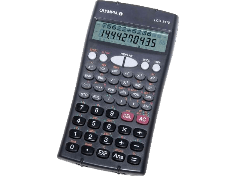 OLYMPIA LCD-8110 τηλεφωνία   πλοήγηση   offline συσκευές γραφείου αριθμομηχανές βιβλία για το γρα