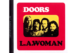 The Doors - L.A. Woman (40th Anniversary Edition) [CD]