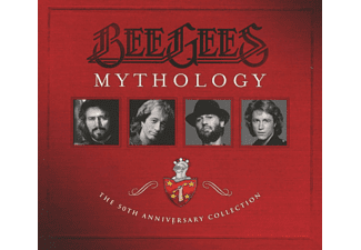 Bee Gees - MYTHOLOGY (50 JAHRE BEE GEES) [CD]