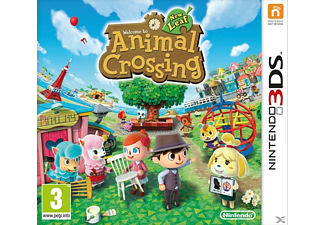 Animal Crossing: New Leaf [Nintendo 3DS]