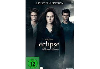 Twilight - Eclipse - Biss Zum Abendrot - 2 Disc Fan Edition - (DVD)