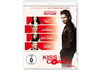 Kiss The Coach [Blu-ray]