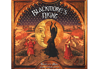 Blackmore's Night - DANCER AND THE MOON (LIMITED EDITION/DIGIPAK) [CD + DVD]