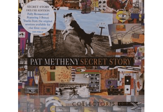 Pat Metheny - Secret Story [CD]