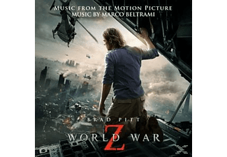 Marco/ost Beltrami - World War Z (Score) - (Vinyl)