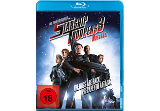 Starship Troopers 3 - Marauder - (Blu-ray)