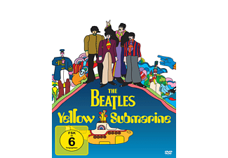 The Beatles - Yellow Submarine [DVD + Video Album]