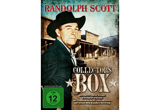 Randolph Scott Collectors Box - (DVD)