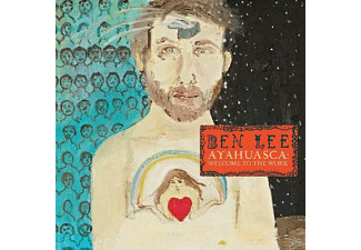 Ben Lee - Ayahuasca:  Welcome To The Work [CD]