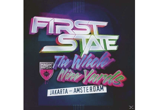 First State - The Whole Nine Yards 2 / Jakarta-Amsterdam - (CD)