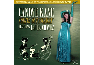 Candye Kane, Laura Chavez - Coming Out Swingin - (CD)