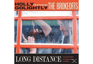 Holly Featuring The Brokeoffs Golightly - Long Distance - (Vinyl)