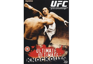 UFC - Ultimate Ultimate Knockouts - (DVD)