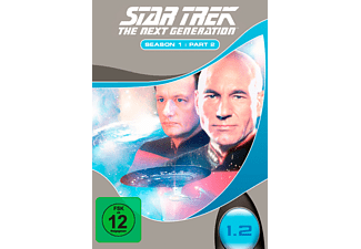 Star Trek: The Next Generation - Staffel 1.2 [DVD]