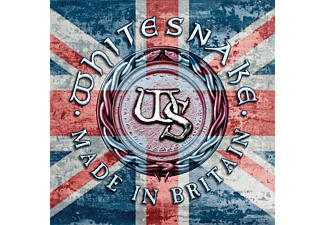 Whitesnake - Made In Britain/The World Records [CD]