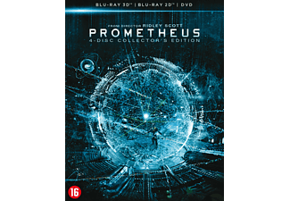 Prometheus 3D | Blu-ray