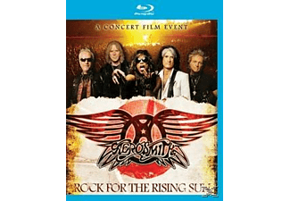 *, Aerosmith - Rock For The Rising Sun - (Blu-ray)