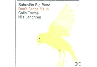 Bohuslän Big Band - Don't Fence Me In-The Music Of Cole Porter - (CD)