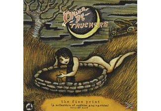By Truckers, Drive-by Truckers - Fine Print, The(A Collection Of Oddities &Rarities) - (Vinyl)