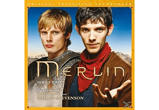 Various/Ost - Merlin-Series Two [CD]