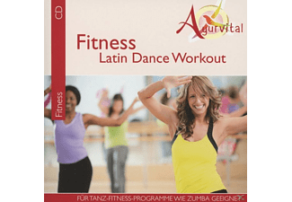 VARIOUS - Ayurvital - Latin Dance Workout - (CD)