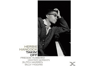 Herbie Hancock - Takiin' Off - (CD)