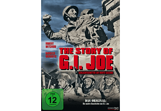 The Story Of G.I. Joe - Schlachtgewitter am Monte Cassino [DVD]