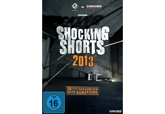 Shocking Shorts 2013 - (DVD)