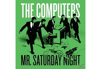 Computers - Mr.Saturday Night [Vinyl]