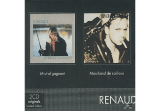 Renaud - Mistral Gagnant / Marchand De Caill - (CD)