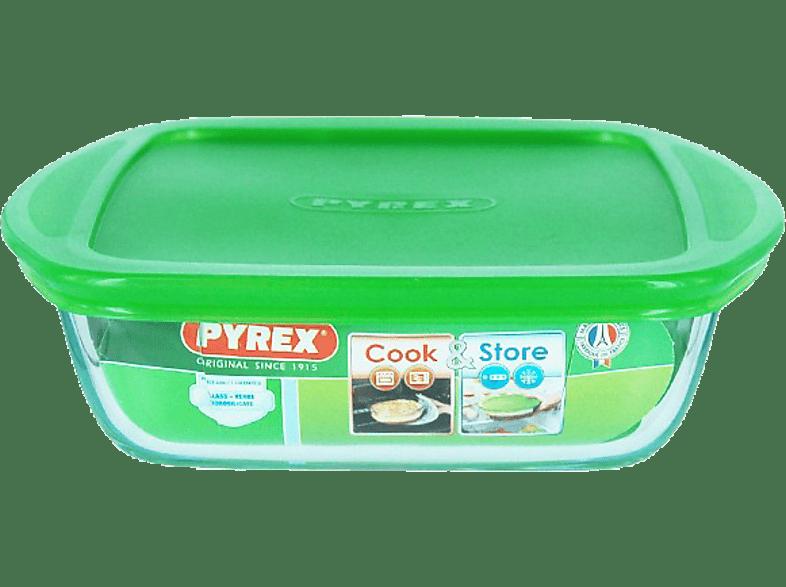 PYREX Δοχείο τετράγωνο 1.05 l μικροσυσκευές   φροντίδα σκεύη κουζίνας πυρεξ  γάστρες είδη σπιτιού   μικροσυσκε