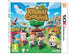 Animal Crossing: New Leaf | 3DS