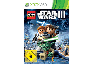 LEGO Star Wars 3: The Clone Wars (Software Pyramide) [Xbox 360]