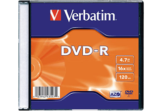 verbatim dvd r lemez 4 7 gb 16x v kony tok azo media markt online v s rl s. Black Bedroom Furniture Sets. Home Design Ideas