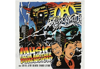 Aerosmith - Music From Another Dimension! (CD)