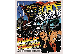 Aerosmith - Music From Another Dimension - Deluxe Edition (CD + DVD)