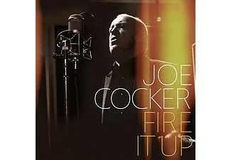 Joe Cocker - Fire It Up (CD)