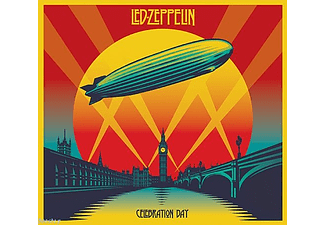 Led Zeppelin - Celebration Day+Blu-ray (CD + Blu-ray)